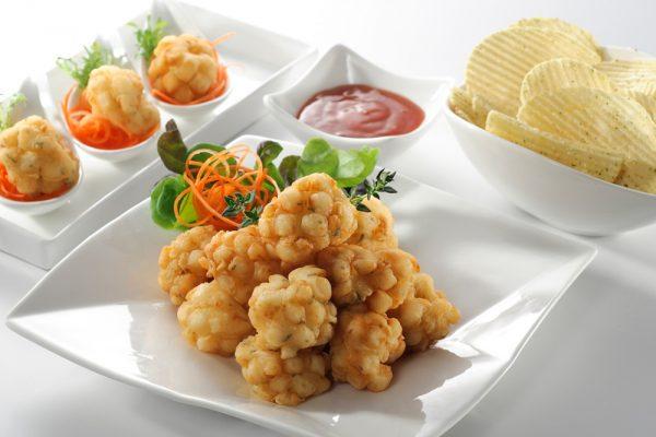 Gnocchi Squid Chunk
