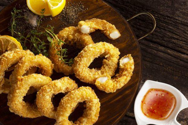 Panko Squid Ring